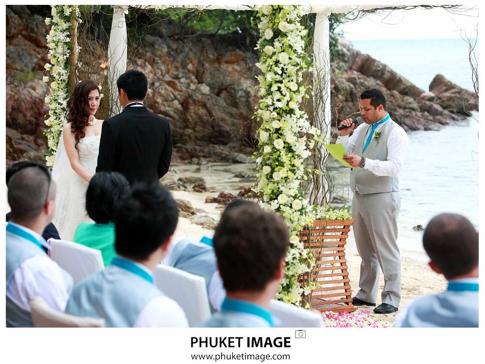 0035 Koh Samui Beach Wedding Photographer Four Seasons Resort